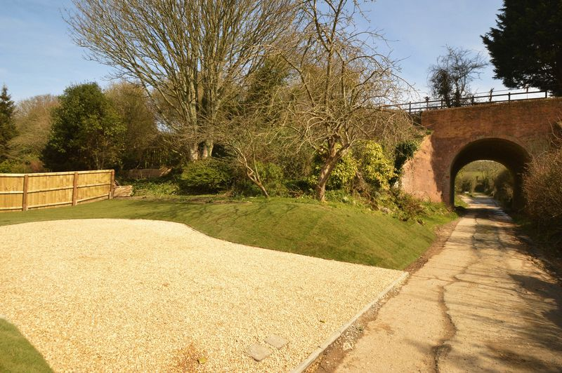 Driveway & Cooks Castle Lane